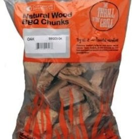 Cameron Products BBQ Chunks, Oak, 5 lbs