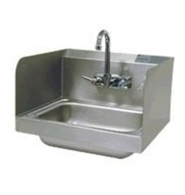 BK Resources Space Saver Sink