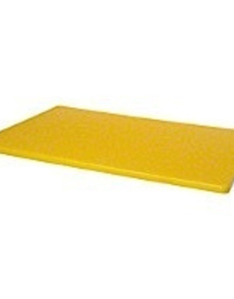 "Thunder Group Cutting Board, 18"" x 12"" x 1/2"", Yellow"