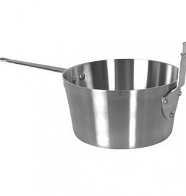 Thunder Group Fryer Pot, Alum, 10 Qt