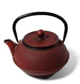 Miya Teapot, Red, 30 oz