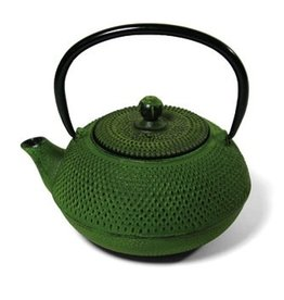Miya Teapot, Green, 20 oz