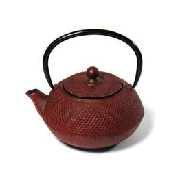 Miya Teapot, Red, 20 oz