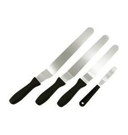 Fat Daddio's Offset Spatula, S/S, 10""