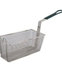 "Winco Fryer Basket, 13-1/4"" x 6-1/2"" x 5-7/8"""