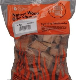 Cameron Products BBQ Chunks, Alder, 5 lbs