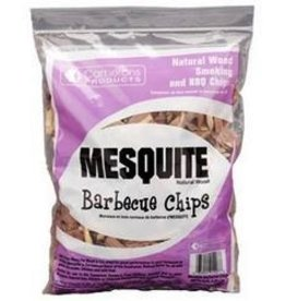 Cameron Products BBQ Chips, Mesquite, 2 lbs