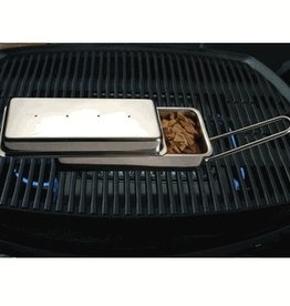 "Cameron Products BBQ Smoke Box, 8-1/4"" x 4"""
