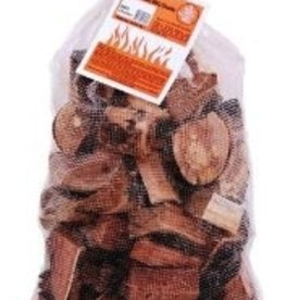 Cameron Products BBQ Chunks, Hickory, 10 lbs