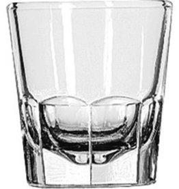 Libbey Old Fashioned Glass, 5 oz (3 Doz)