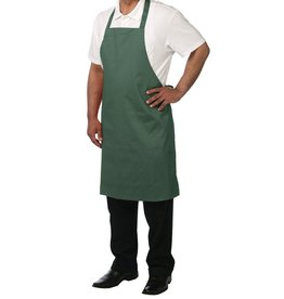 Fortune Full Apron, Green