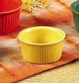 CAC Ramekins, Yellow, 2 oz (4 Doz)