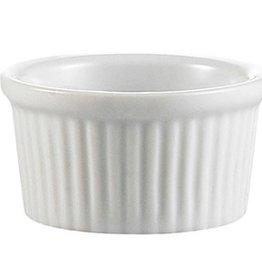 CAC Ramekins, White, 4 oz (4 Doz)