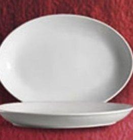 "CAC Oval Platter, CLINTON, 15.5"" (1 Doz)"