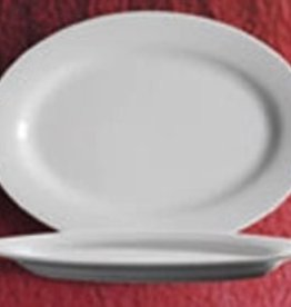 "CAC Oval Platter, CLINTON, 16"" (1 Doz)"