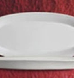 "CAC Fishia Platter, CLINTON, 16"" (1 Doz)"