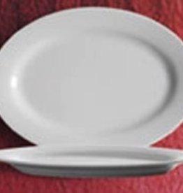 "CAC Oval Platter, CLINTON, 25"" (2 Pcs)"