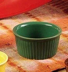 CAC Ramekins, Green 2 oz (4 Doz)