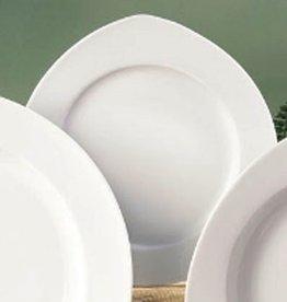 """CAC Porcelain Plate, 9"""" (2 Doz)"""