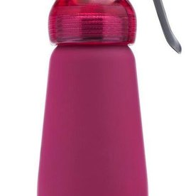 United Brands Whipped Cream Dispenser, Pink, 1/2L