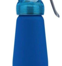 United Brands Whipped Cream Dispenser, Blue, 1/2 Liter