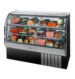 "Beverage Air Refrigerated Display Case, 61"", 22.9 cu. ft."