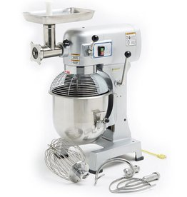 Hebvest Commercial Mixer, 3 Speed, 20 Qt