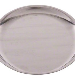 "Update International Oval Platter, S/S, 11-5/8"" x 8"""