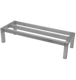 "Update International Dunnage Rack, Alum, 14"" x 48"" x 8"""