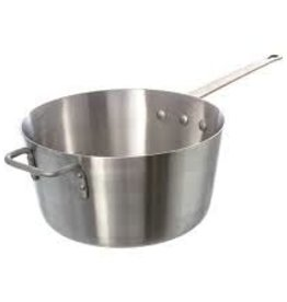 Update International Sauce Pan, Alum, 7 Qt