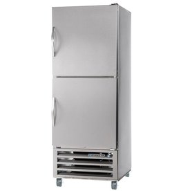 Beverage Air Reach-In Refrigerator, 1 Section, Solid Doors, 18.0 cu. ft.