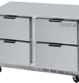 "Beverage Air Undercounter Refrigerator, 60"", 17.1 cu.ft."