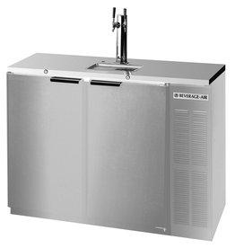 "Beverage Air Draft Beer Cooler, 48""W, 23""D, 12.1 cu.ft."