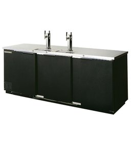 "Beverage Air Draft Beer Cooler, 79""W, 28-1/8""D, 34.2 cu.ft."