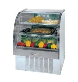 "Beverage Air Refrigerated Display Case, 49"", 18.1 cu.ft."