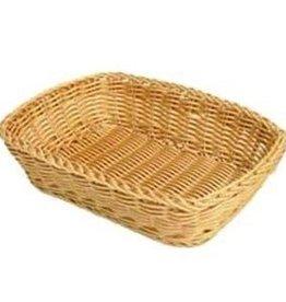 "Thunder Group Rectangular Basket, 12"" x 9"""