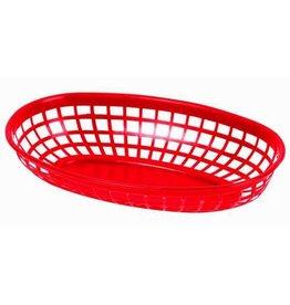 "Thunder Group Basket, Red, 5-3/8"""