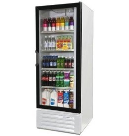 Beverage Air Refrigerated Merchandiser, 1 Sect., 12 cu.ft.