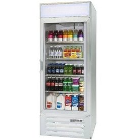Beverage Air Refrigerated Merchandiser, 1 Sect., 23 cu.ft.