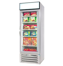 Beverage Air Freezer Merchandiser, 1 Sect., 23 cu.ft.