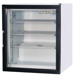 Beverage Air Reach-In Freezer, Countertop, 3.0 cu.ft