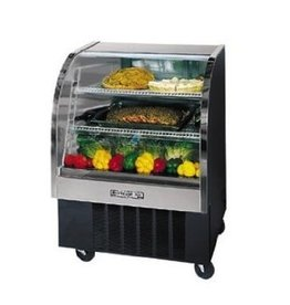"Beverage Air Refrigerated Display Case,  37"", 13.4 cu.ft"