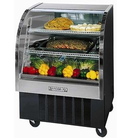 "Beverage Air Refrigerated Display Case, 37"", 13.4 cu.ft."