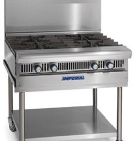 "Imperial Range, 36"" Radiant Char-Broiler - Modular (no base),  36"""