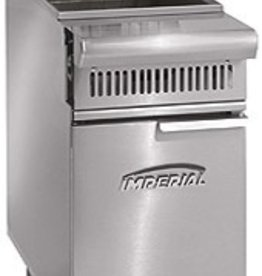 Imperial Fryer, 75 lb. S/S Fry Pot, 175,000BTU