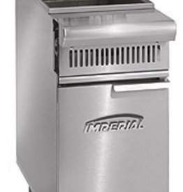 Imperial Fryer, 50 lbs. S/S