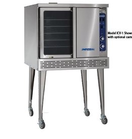 "Imperial Convection Oven, Single, Bakery Depth, 38""W"