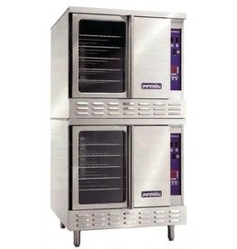 Imperial Electric Convection Oven, Double deck, Bakery Depth, 38""
