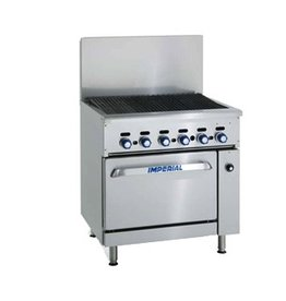 "Imperial Radiant Broiler, 24"", (1) Cabinet Base"