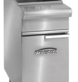 Imperial Fryer, 50 lbs Capacity, S/S Tube Fired Fry Pot